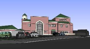 New Stillwater Masjid plans